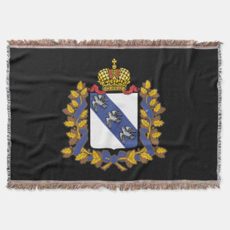 Manta Escudo de armas del oblast de Kursk