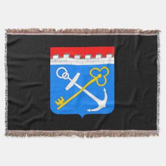 Manta Escudo de armas del oblast de Leningrad