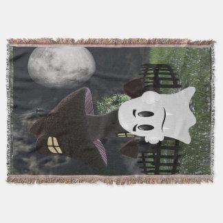 Manta Fantasma fantasmagórico de Halloween