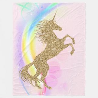 Manta grande del unicornio