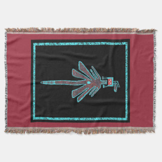 Manta Libélula de Navajo, mitología del insecto