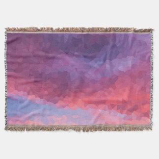 Manta Neblina púrpura