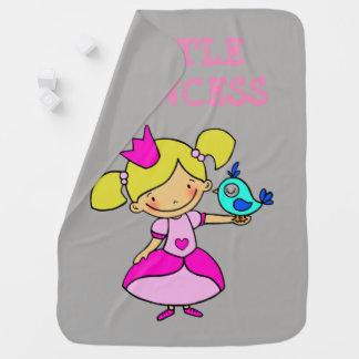 Manta para la princesa de la casa!