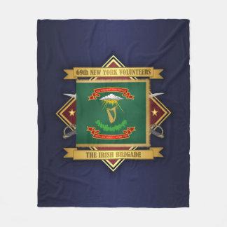 Manta Polar 69.o Infantería voluntaria de Nueva York