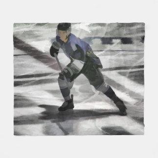 Manta Polar Aliste para el jugador del hockey sobre hielo del