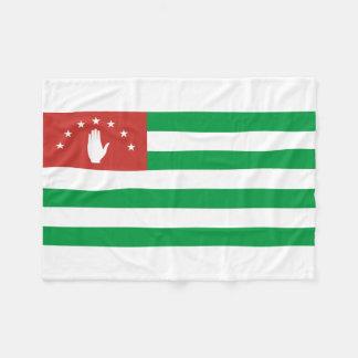 Manta Polar Bandera nacional del mundo de Abjasia