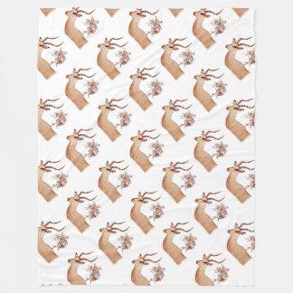 Manta Polar Bosquejo animal del dibujo de la fauna del