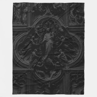 Manta Polar Catedral Maria de Milano del Duomo