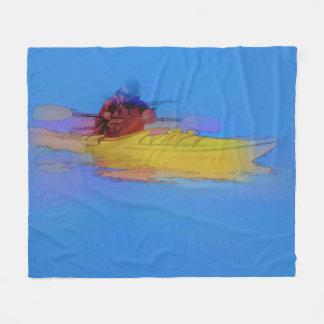 Manta Polar Cielo conmovedor    -   Kayaker