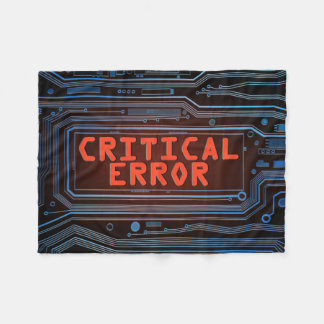 Manta Polar Concepto del error crítico