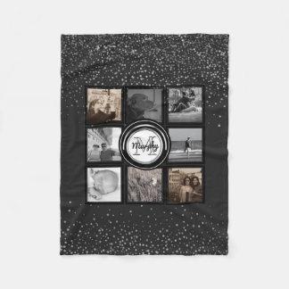 Manta Polar Cree su propio collage de la foto de familia de