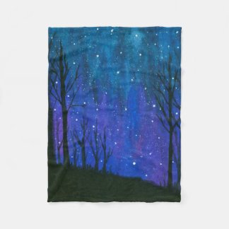 Manta Polar El cielo nocturno del arte del paisaje de la