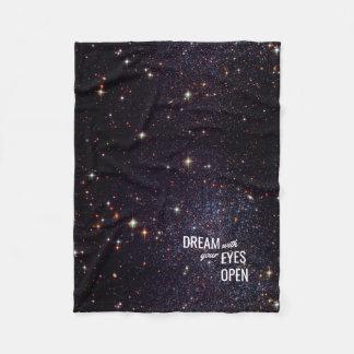 Manta Polar El espacio protagoniza el universo de los sueños