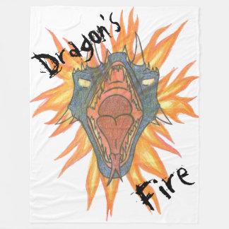 Manta Polar El fuego del dragón