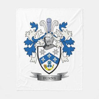 Manta Polar Escudo de armas del escudo de la familia de las