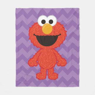 Manta Polar Estilo de las lanas de Elmo