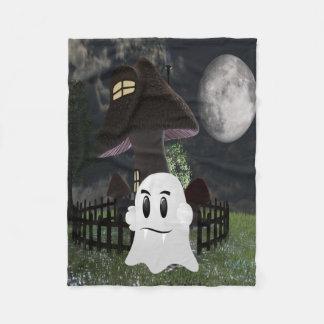 Manta Polar Fantasma fantasmagórico de Halloween