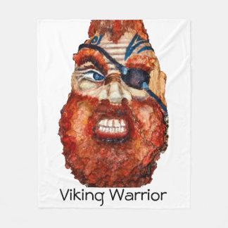Manta Polar Guerrero de Viking - pintura del realismo
