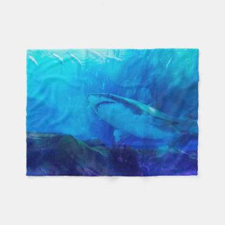 Manta Polar Haga la manera para el gran rey del tiburón blanco