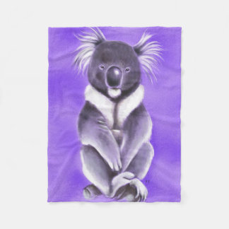 Manta Polar Koala de Buda
