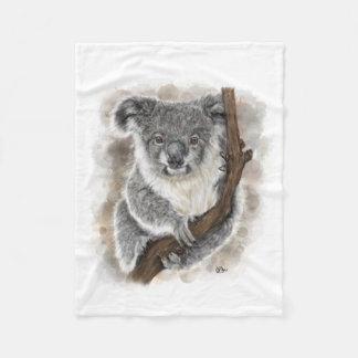 Manta Polar Koala del bebé