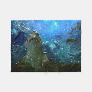 Manta Polar La gran lámpara marina de la lava del tiburón