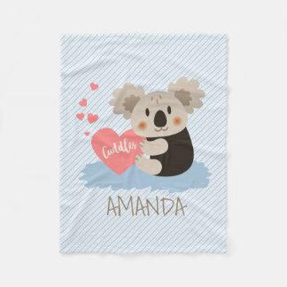 Manta Polar La koala linda abraza ID386
