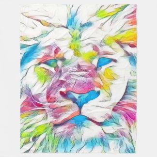 Manta Polar La mayoría del arte colorido popular de la