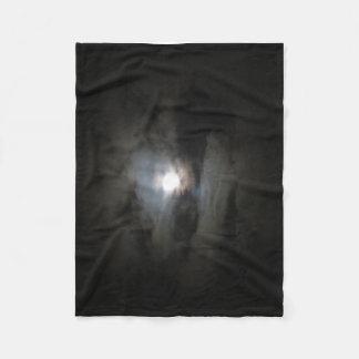 Manta Polar Luna nebulosa