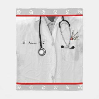 Manta Polar médico