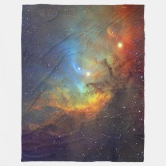 Manta Polar NASA de la nebulosa SH2-101 del tulipán