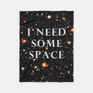 Manta Polar Necesito un cierto espacio