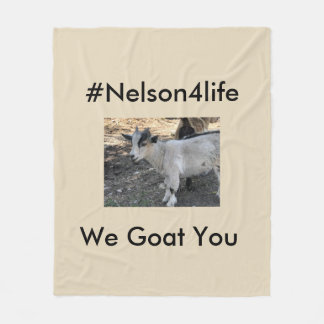 Manta Polar Nelson para la vida