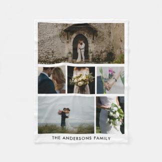 Manta Polar Pares del boda seis regalos de boda de las fotos