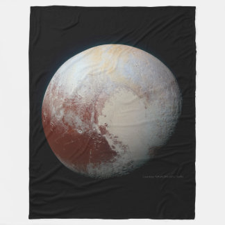 Manta Polar Plutón - el planeta enano más grande