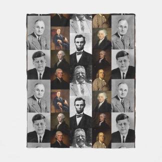 Manta Polar Presidentes Plus Hamilton de los E.E.U.U. e