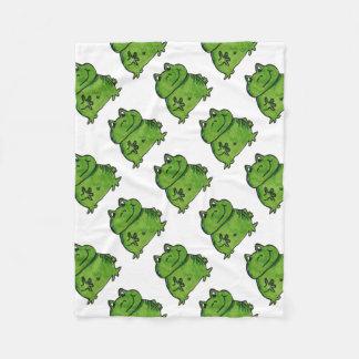 Manta Polar Rana Frog