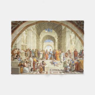 Manta Polar Raphael - La escuela de Atenas 1511