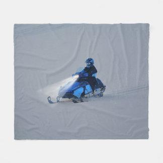 Manta Polar Regalo de los deportes de invierno de la
