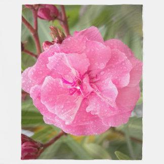 Manta Polar Rosas