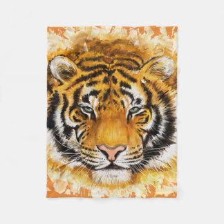 Manta Polar Tigre