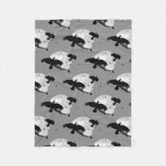 Manta Polar Un asesinato de cuervos y de la luna