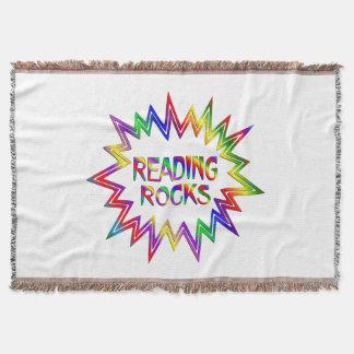 Manta Rocas de la lectura