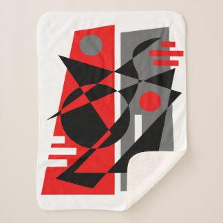 Manta Sherpa #353 abstracto