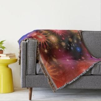 Manta Tejida Cúmulos de estrellas de la nebulosa