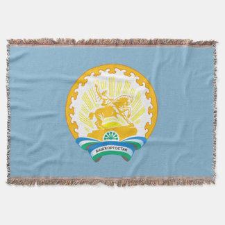 Manta Tejida Escudo de armas de Bashkortostan