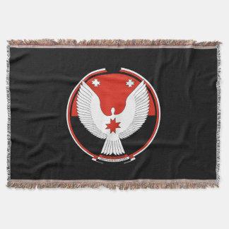 Manta Tejida Escudo de armas de Udmurtia