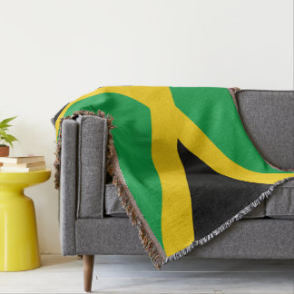 Manta Tejida Jamaica