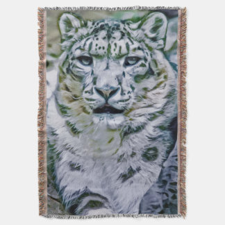 Manta Tigre blanco