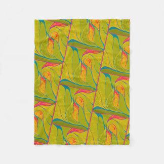 Manta (tropical) de la torsión del color